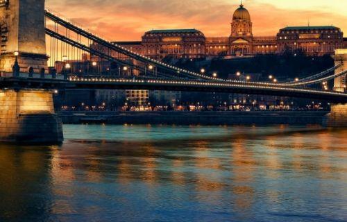 Βουδαπέστη - Βιέννη - Βελιγράδι (Δώρο το αεροπορικό εισιτήριο)