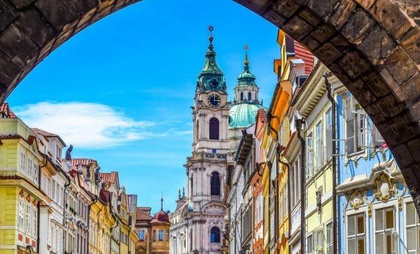 Πράγα -Βερολίνο φθνινόπωρο
