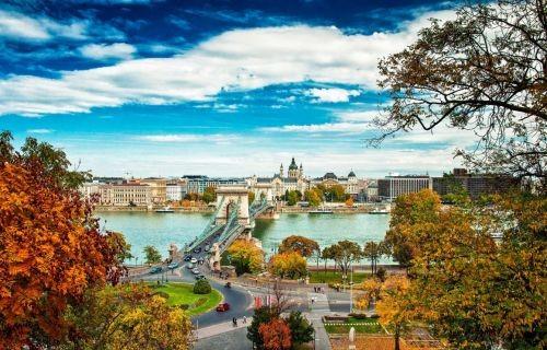 Βουδαπέστη - Εβδομαδιαίες αναχωρήσεις από Αθήνα