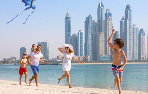 Ντουμπάι 5,6,8ημ «Family» Από Αθήνα με Emirates