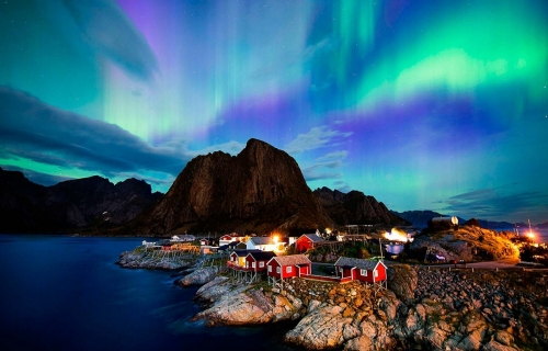 Μαγευτικό ταξίδι στη Νορβηγία, την γοητευτική χώρα των Βίκινγκς και των φιόρδ Από Αθήνα