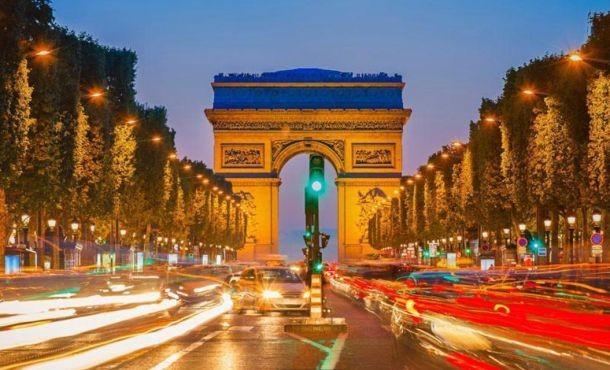 Παρίσι πόλη του Φωτός