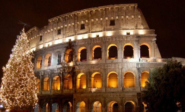 Χριστούγεννα στην Ρώμη