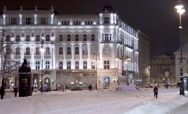 Ζάγκρεμπ - Βιέννη - Βουδαπέστη