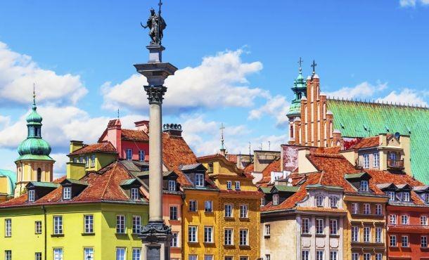 Πανόραμα Πολωνίας 7 ημέρες