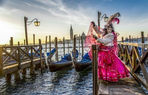 Καρναβάλι Βενετίας - Αναχωρήσεις απο Αθήνα