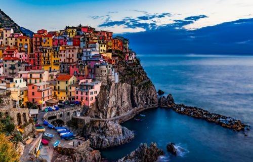 Emilia Romagna - Αναγεννησιακή Τοσκάνη - Cinque Terre