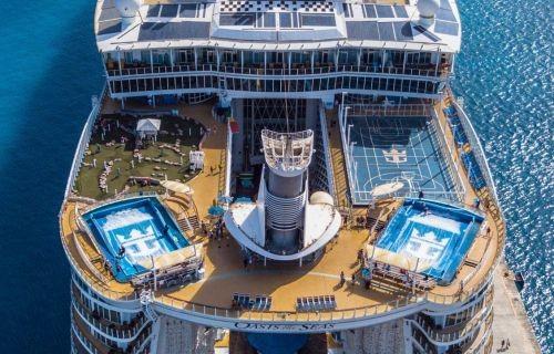 Κρουαζιέρα στην Ευρώπη με το Oasis of the Seas