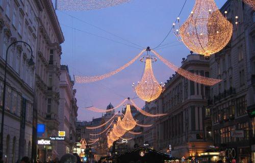 Βιέννη - Χριστουγεννιάτικη Αγορά