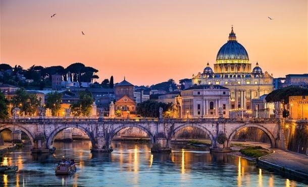 Ρώμη … Η Αιώνια Πόλη 4,5ημ Prive μεταφορές – ξεναγήσεις και με 2 άτομα