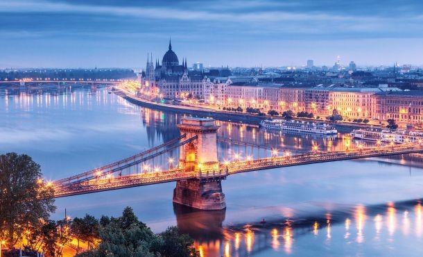 Βουδαπέστη-Βιέννη-Μπρατισλάβα -Βραδινή αναχώρηση