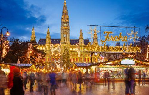 Βιέννη - Xmas Shopping