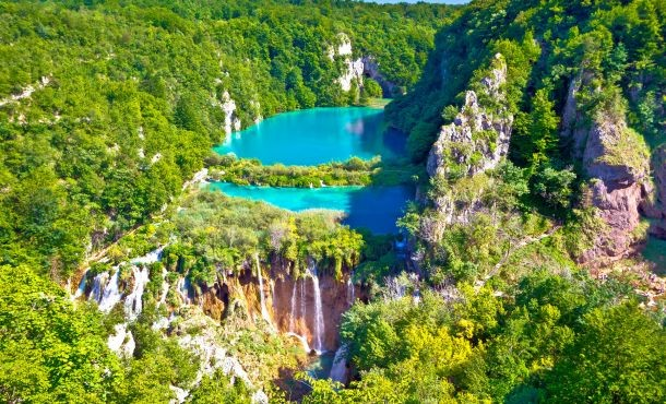 Ντουμπρόβνικ – Λίμνες Πλίτβιτσε – Λιουμπλιάνα  - Κότορ – Μπούντβα