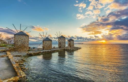 Πάσχα Στην Χίο