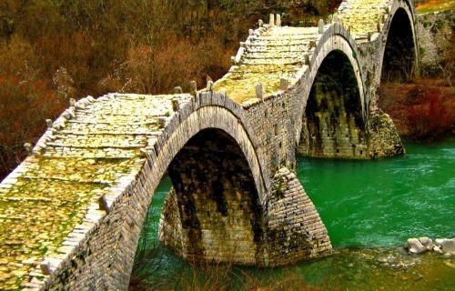 Γιάννενα - Ζαγοροχώρια - Τζαµάλες - Μπουρανί Τύρναβος