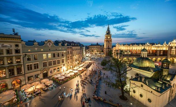Άνοιξη στην Κρακοβία