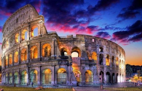 Ρώμη … Η Αιώνια Πόλη 4,5,6ημ από Πάφο  Prive μεταφορές – ξεναγήσεις και με 2 άτομα