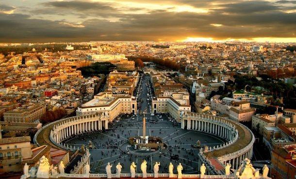 Ρώμη Αγ. Πνεύμα