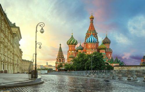 Μόσχα - Αγ. Πετρούπολη - Λευκές Νύχτες - Αναχωρήσεις από Αθήνα