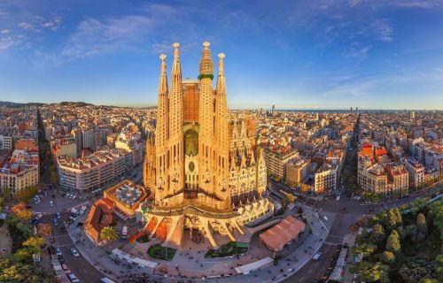 Special Βαρκελώνη – πλήρες πακέτο ,κάθε εβδομάδα από Αθήνα 4,5ημ