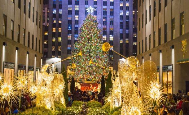 Πρωτοχρονιά στην Νέα Υόρκη