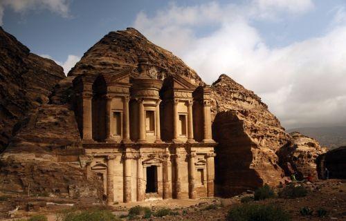 Άγιοι Τόποι και Ιορδανία