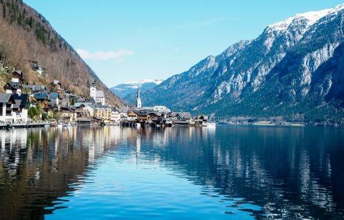 Βιέννη - Τιρολέζικες Άλπεις - Λίμνες Σαλτσκάμεργκουτ (Χριστούγεννα)