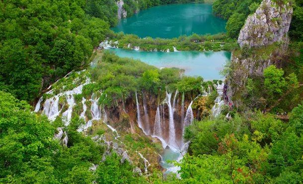 Μαγευτική Λουμπλίανα-λίμνη Πλίτβιτσε-Τεργέστη-λίμνη Μπλεντ