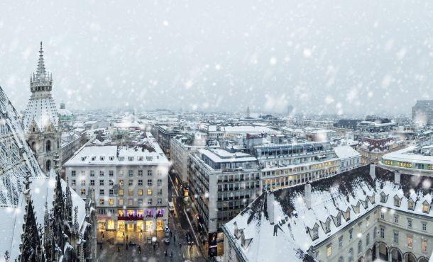 Βουδαπέστη - Βιέννη - Μπρατισλάβα & δώρο το αεροπορικό εισιτήριο