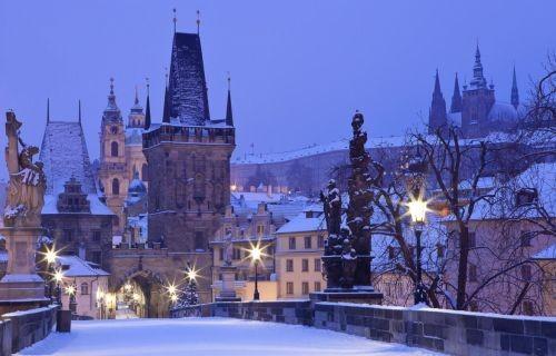 Πράγα - Βουδαπέστη (Δώρο το αεροπορικό εισιτήριο & η ξενάγηση της Βιέννης)
