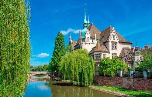 Χαϊδελβέργη - Αλσατία - Στρασβούργο - Μ. Δρυμός