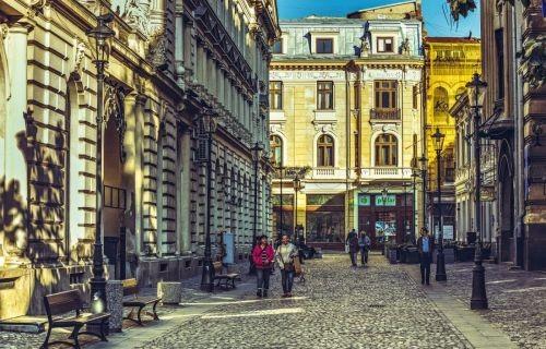 Βουκουρέστι - Μπρασόβ - Σινάια