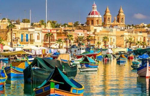 Μάλτα 4,5ημ. στα βήματα των Ιπποτών από Θεσσαλονίκη