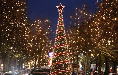 Πράγα τα Χριστούγεννα! (Πρωινή αναχώρηση βραδινή επιστροφή)
