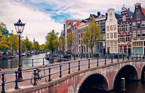 Άμστερνταμ - Αναχωρήσεις από Αθήνα