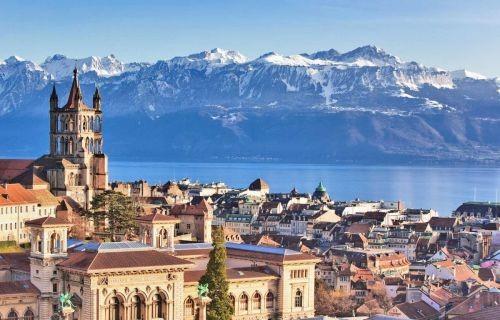 Ελβετία Αλσατία (Χριστούγεννα - Πρωτοχρονιά)