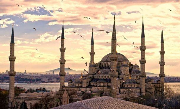 Κωνσταντινούπολη & Προύσα  Πρωινή αναχώρηση 5 ημέρες / 4 νύχτες
