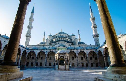 Κωνσταντινούπολη & Βόσπορος - Βραδινή Αναχώρηση