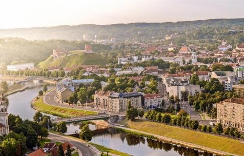 Βαλτικές Χώρες Λιθουανία - Λετονία - Εσθονία, Από Αθήνα