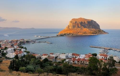 Καστροπολιτείες Λακωνίας - Μονεμβασιά - Ελαφόνησος 4ημέρες Από Αθήνα