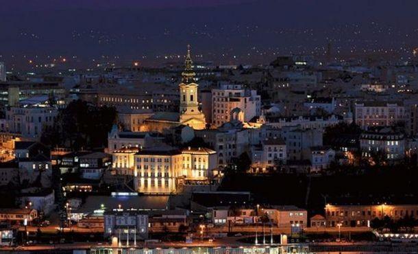 Βελιγράδι - Νόβισαντ (Βραδινή αναχώρηση)