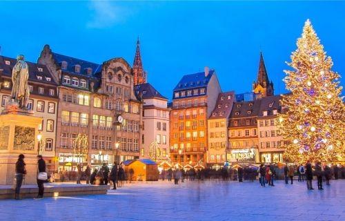 Ρομαντικός Δρόμος Γερμανίας - Στρασβούργο - Αλσατία