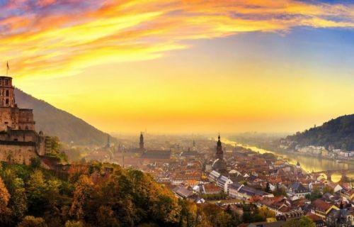 Αλσατία - Στρασβούργο - Χαϊδελβέργη - Κρασοχώρια