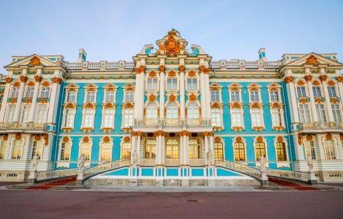 Πάσχα στη Μόσχα & Αγ. Πετρούπολη
