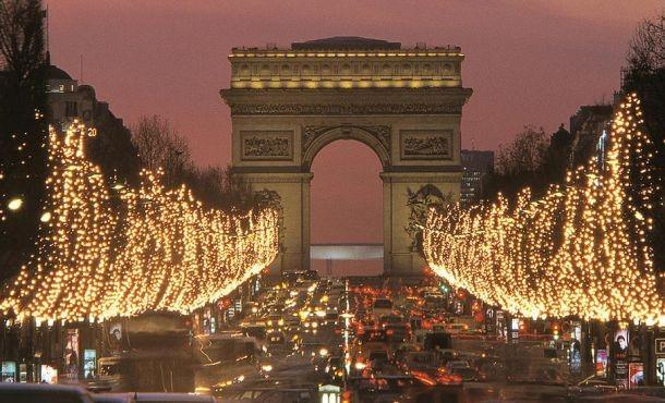 Παρίσι Xmas