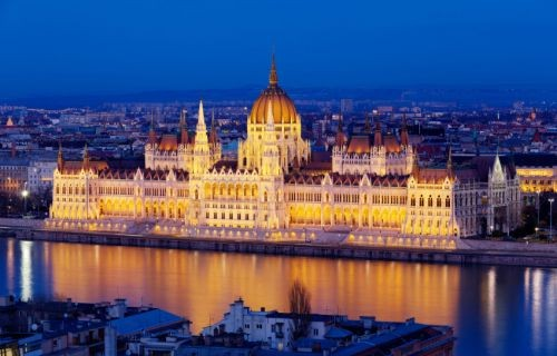 Βουδαπέστη - Βιέννη - Μπρατισλάβα