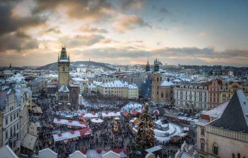Πράγα - Βουδαπέστη