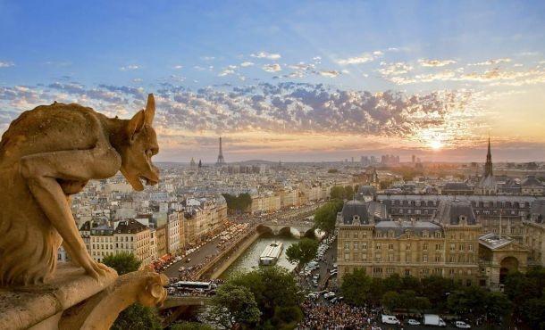 Παρίσι - Benelux