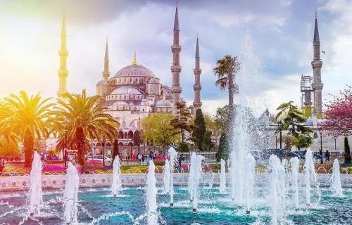 Κωνσταντινούπολη ,η πόλη των πόλεων 5ημέρες