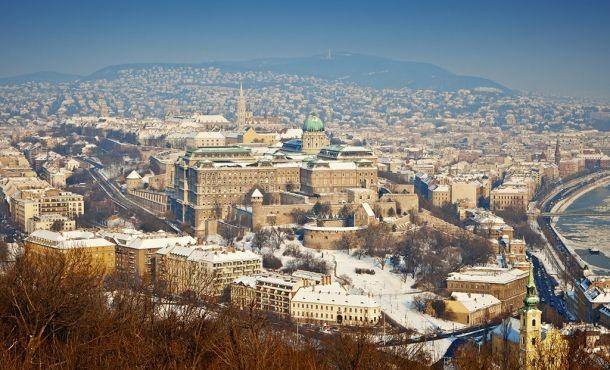 Βελιγράδι - Βιέννη - Βουδαπέστη